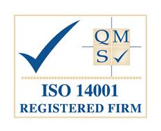Seajacks ISO 14001 certification