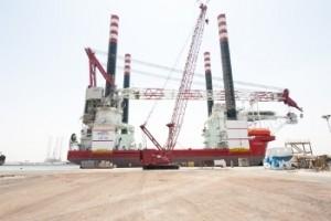 Seajacks Zaratan Construction