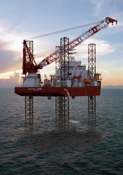 PR - Seajacks order fourth jack-up vessel