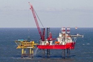 Seajacks Kraken awarded 2 year contract by NAM and Shell UK