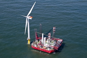 Seajacks Leviathan Contracted to Join Installation Fleet at Sheringham Shoal Wind Farm