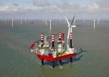 Seajacks Zaratan successfully undertakes O&M work for DONG Energy